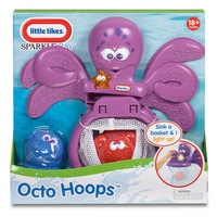 Little Tikes Sparkle Bay Octo Hoops Water Toy