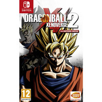 Nintendo Switch Dragon Ball Xenoverse 2