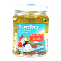 Carrefour Feta In Oil 300G