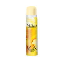 Malizia Deodorant For Woman Donna Spray Vanilla 100ML