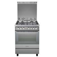 Ariston 60X60 Cm Gas Cooker A6TMH2AF