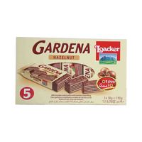 Loacker Gardena Wafer Hazelnut Milk Chocolate 190 Gram