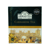 Ahmad Tea London Cardamom Tea 100 Tea Bags