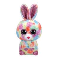 "Ty Beanie Boos Bunny Bloomy Pastel 10"""
