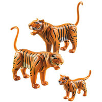 Playmobil City Life Tiger Family