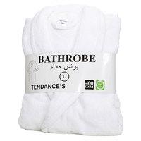Tendance's Bathrobe Large White