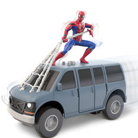 Marvel Light & Sound Rider Spider Movie B/O