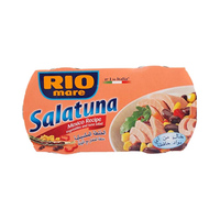 Rio Mare Salatuna Mexico Recipe Vegetables & Salad (2x160g)