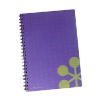Abc Note Book A4 Plastic Cover 120 Sh 70 Gram