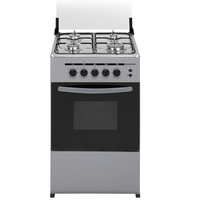 Westpoint 50X50 Cm Gas Cooker WCLM-5040G6IG 4Burners