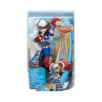 DC Super Hero Girls Harley Quinn Doll Assorted