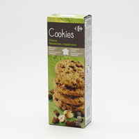 Carrefour Cookies Nuts 200 g