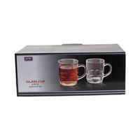 Safitex Tea Cup Set 160 Ml 6 Pieces