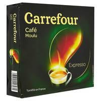 Carrefour Coffee Arabica Espresso 500g
