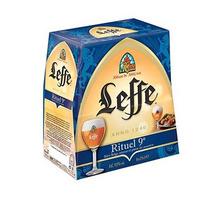 Leffe Rituel 9 Beer 25CL X6