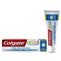 Colgate Total 12 Pro - Whitening Toothpaste 75ml