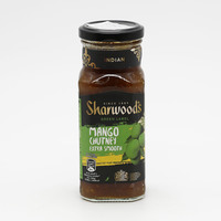 Sharwoods Green Spread Mango Chutney 360 g