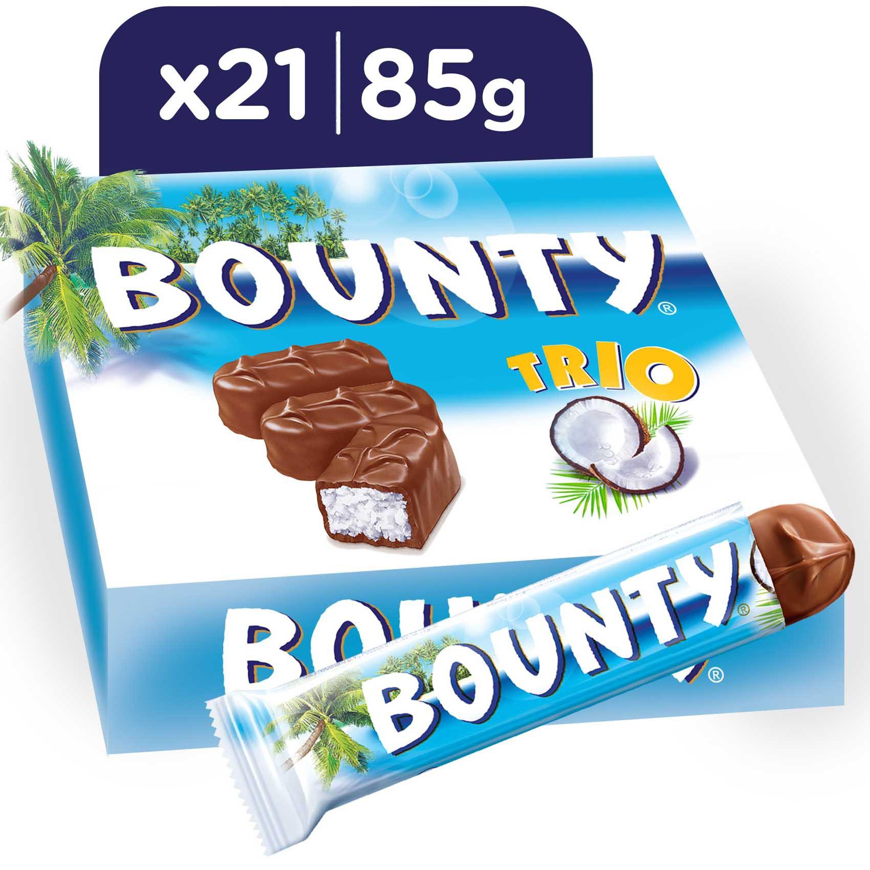 BOUNTY TRIO 85GX21