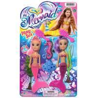 JaRu My Mermaid Play Set (Assorted)