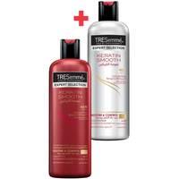 TRESEmmé Shampoo Keratin Smooth 500ml + TRESEmmé Conditioner Keratin Smooth 500ml