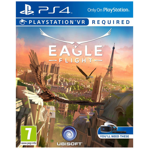Sony-PS4-Eagle-Flight