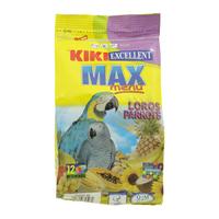 Kiki Excellent Max Menu Loros Parrots 400g