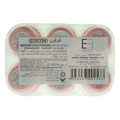 Cocon-Strawberry-Pudding-118gx6