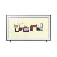 SAMSUNG UHD Smart TV 55''UA55LS003ARXTW Black