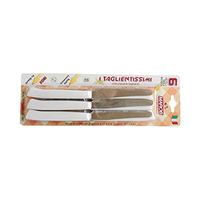 Marob Table Knife White 6 Pieces