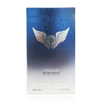 Police Frozen Eau De Toilette Natural Spray 100ml
