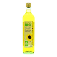 Carrefour Bio Organic Sunflower Virgin Oil 750ml