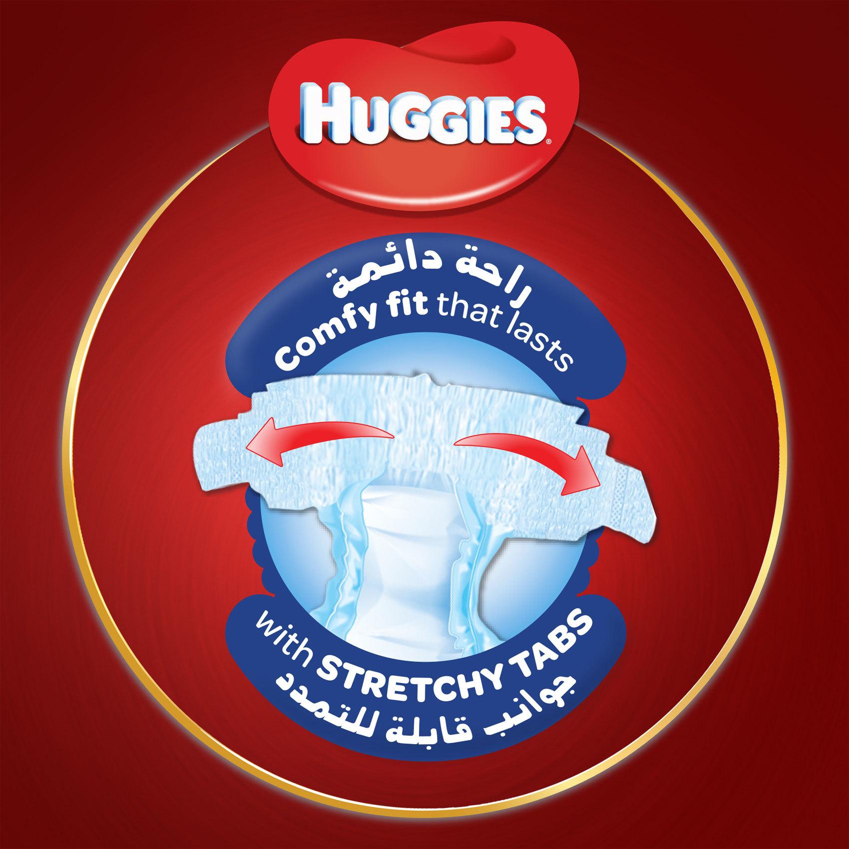 HUGGIES SUPER FLEX JUNIOR 40S