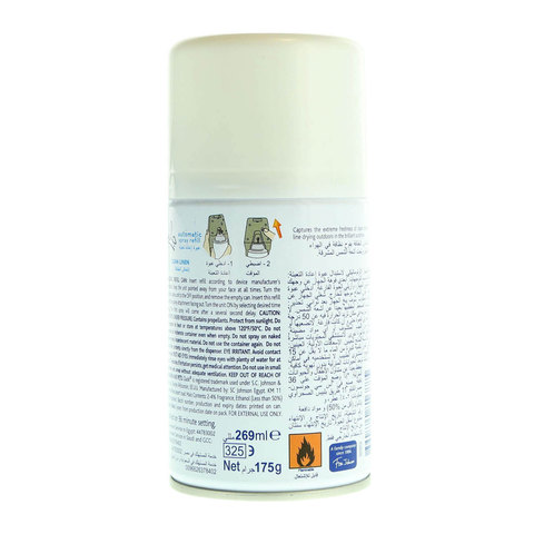 Glade-Automatic-Clean-Linen-Refill-Can-269ml