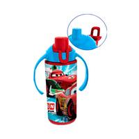 Disney Stor Handle Bottle Non Spill Cars