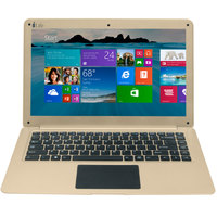 "iLife Notebook Zed Air 1.8Ghz 2GB RAM 32GB SSD 14.1"" Gold"