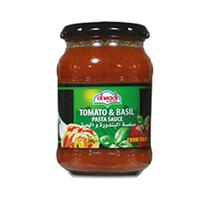 Wadi Al Akhdar Sauce Tomato & Basil 340GR