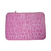 Bathlux Bath Mat 69X35 Cm Pink