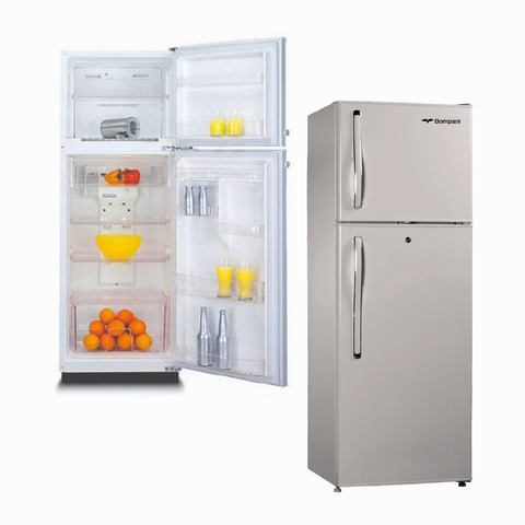 Bompani-330-Liters-Fridge-BR-330-Silver