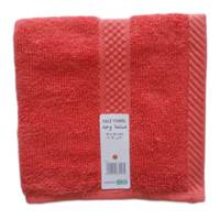 Tendance's Face Towel 30x30cm Red