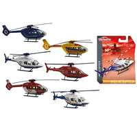 Majorette Helecopter - Assorted