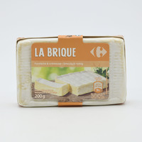 Carrefour Cow Brick Pack 200 g