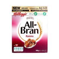 Kellogg's Raisin Bran Cereal 500 g