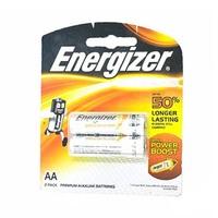 Energizer Titanium Type AA Alkaline Battery X2
