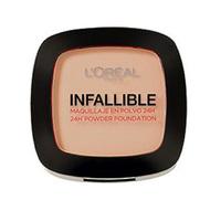 L'Oreal Infallible Powder Warm Vanilla No123 9GR