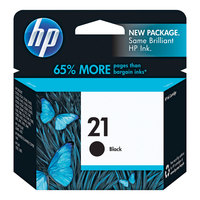 HP Cartridge 21 Black