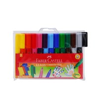 Faber Castell Jumbo Connector Pens 12