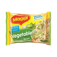 Maggi 2 Minutes Vegetable Noodles 77GR