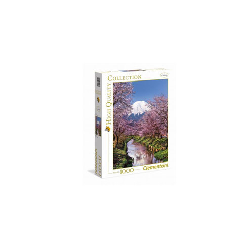Clementoni-Puzzle-Fuji-Mountain-1000-Pieces