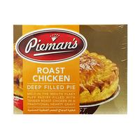 Piemans Roast Chicken Pie 185g