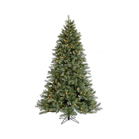 Carrefour Christmas Tree Pre-Lit LED Mixed Needles N18 180CM